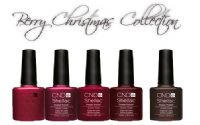 CND Shellac -  BERRY CHRISTMAS COLLECTION